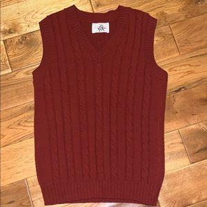 Vintage Jantzen sweater vest large